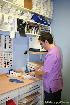 Ortopodología